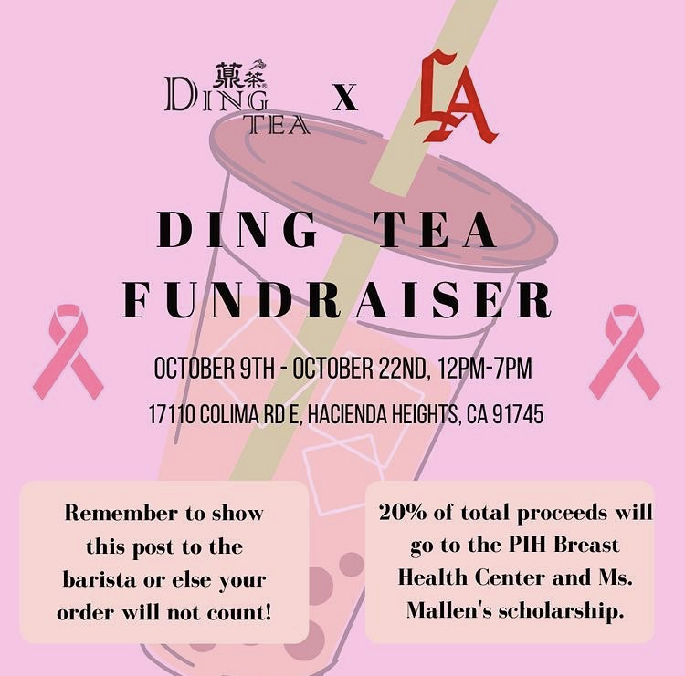 20%25+of+customers%27+proceeds+go+to+the+Conquer+Cancer+fundraiser+when+this+flier+is+presented+at+Ding+Tea.+Photo+Courtesy+of+Fiona+Ngo.+