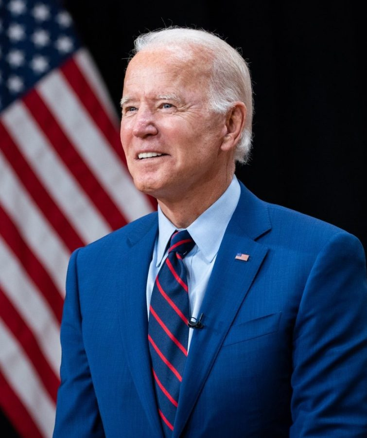 Joe+Biden%2C+47th+President+of+the+United+States%2C+promises+to+take+large+strides+in+healing+environmental+issues+during+his+term.+Couresty+of+The+White+House%2C+Public+domain%2C+via+Wikimedia+Commons